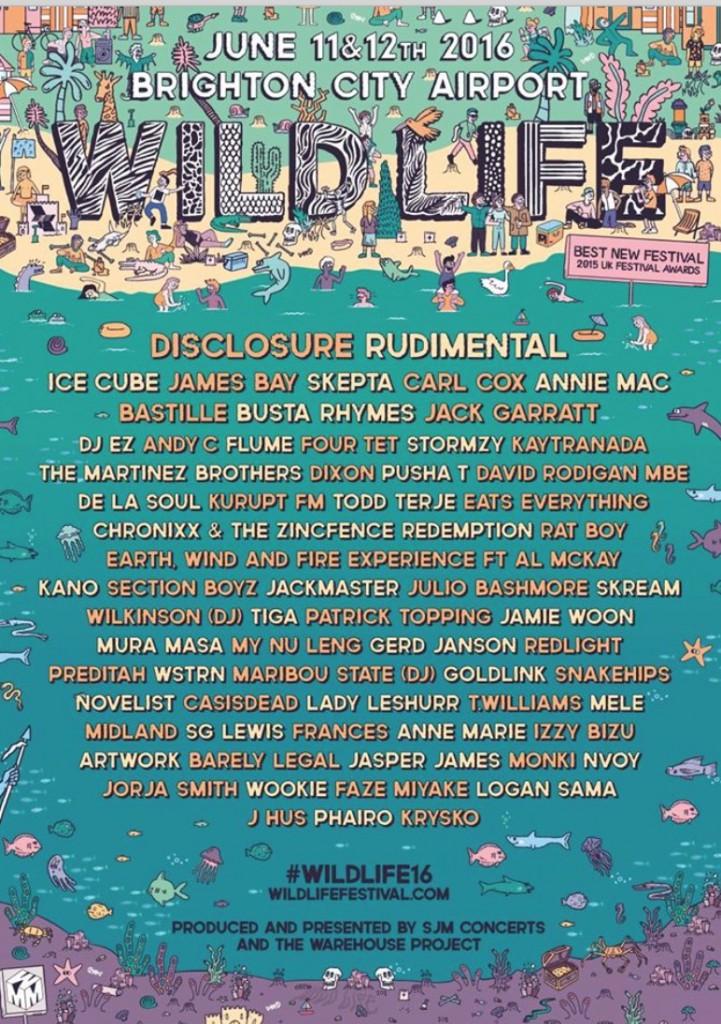 wildlfe festival