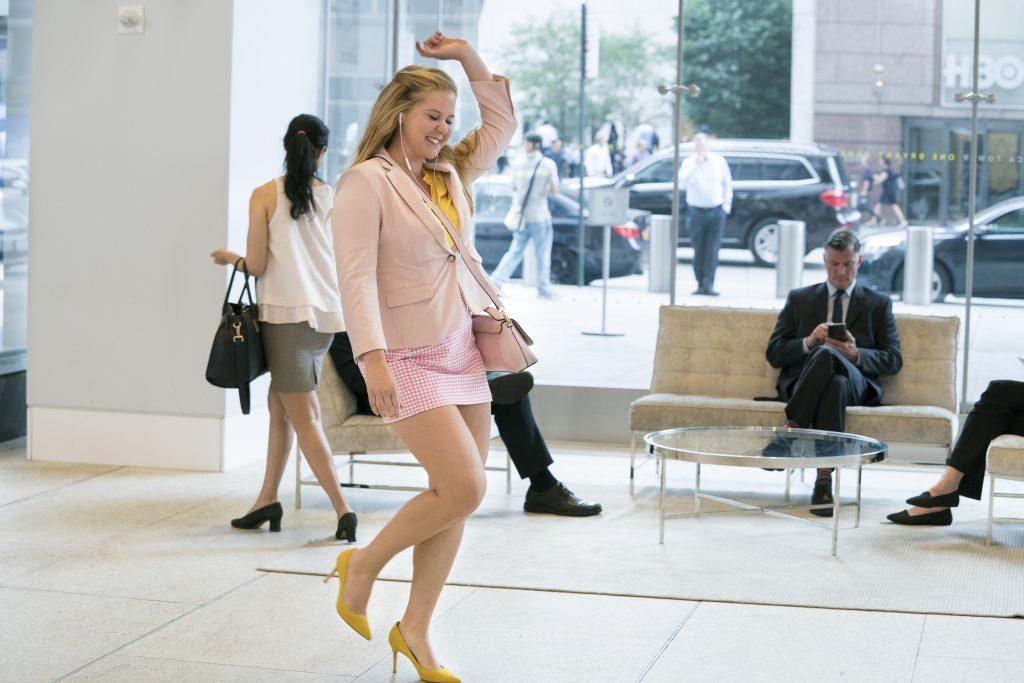 Amy Schumer stars as Renee in I FEEL PRETTY